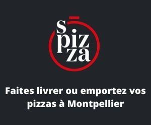 Livraison de pizza à Montpellier